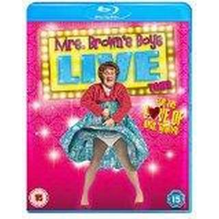 Mrs Brown's Boys Live Tour - For the Love of Mrs Brown [Blu-ray] [2013]